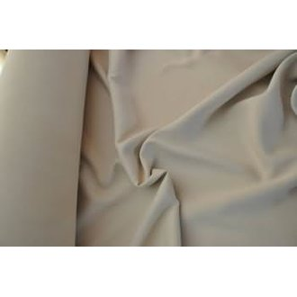 Black out creme, 150 cm width, 100% Polyester, Satin
